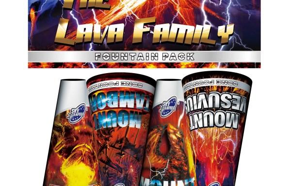 The Lava Family