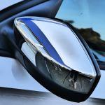Накладки на зеркала Skoda Rapid (нерж. сталь)