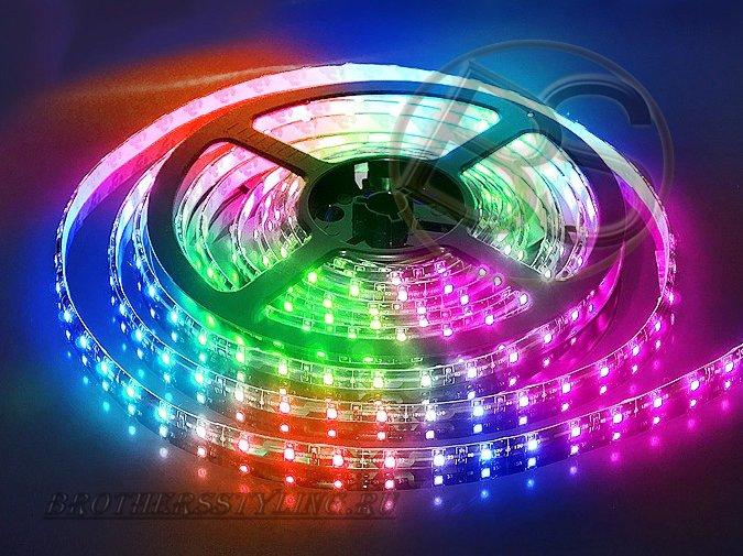 Цветная LED лента