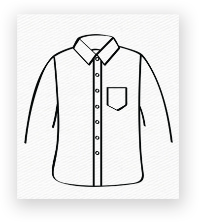 Placket Front