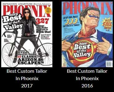 Best Tailor 2016 & 2017