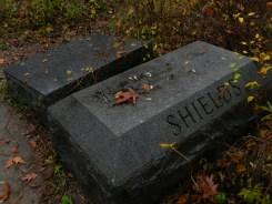 Shields - Bachelor's Grove Cemetery