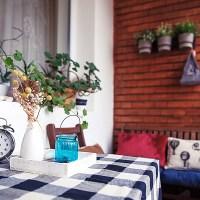 Интересная квартира в Бухаресте с элементами скандинавского стиля