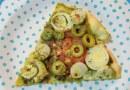 Pizza vegana – irresistivelmente saborosa
