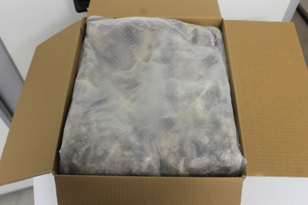 wool cool broughgammon farm sustainable packaging