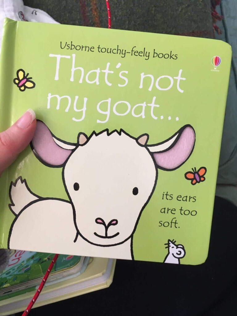 Ruperts First Book!