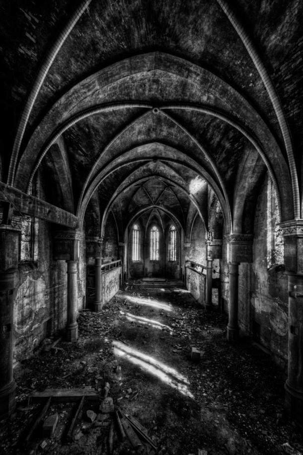 PHOTOGRAPHIE - Matthias Haker - Quand l'Urbex rencontre la photo. (6/6)