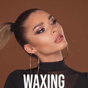 Brow Waxing and Shaping