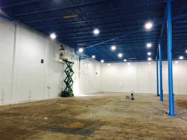 Warehouse Painters