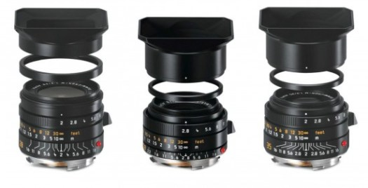 Leica M 28mm  25mm