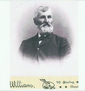 Francis Marion Stout circa 1890