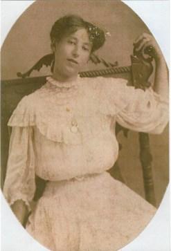 """Georgia Elizabeth Snodgrass (Roberts). The only child of Isaac Walter Snodgrass &Emmaline """"Tink"""" Quinn (Snodgrass)."""