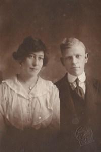Cecil & Georgia Roberts