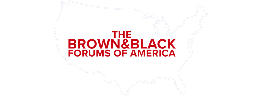 The Brown Black Forums of America logo