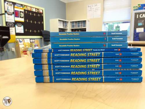 small resolution of Reading Street in 1st Grade - The Brown Bag Teacher