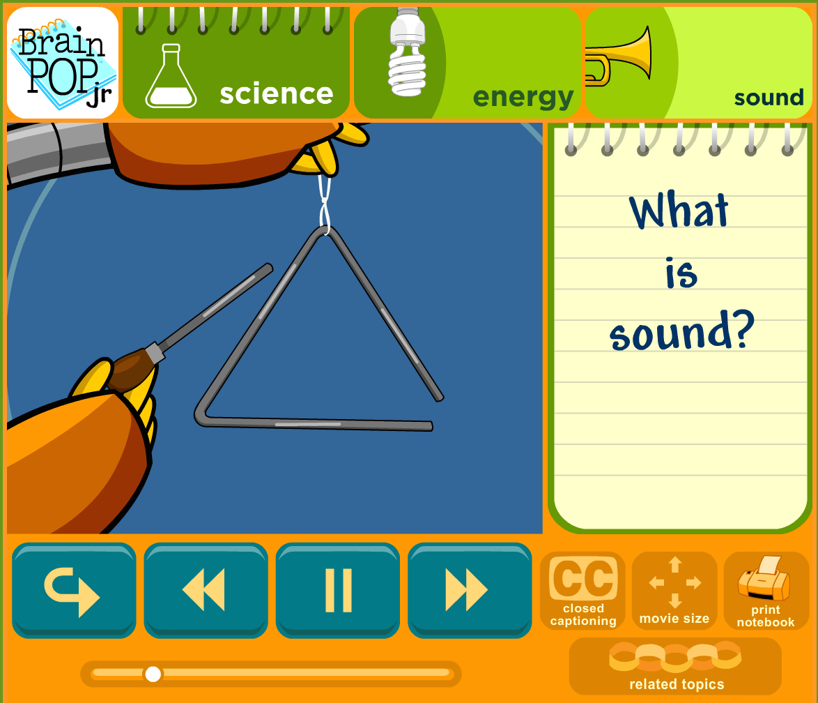 Brainpop Sound