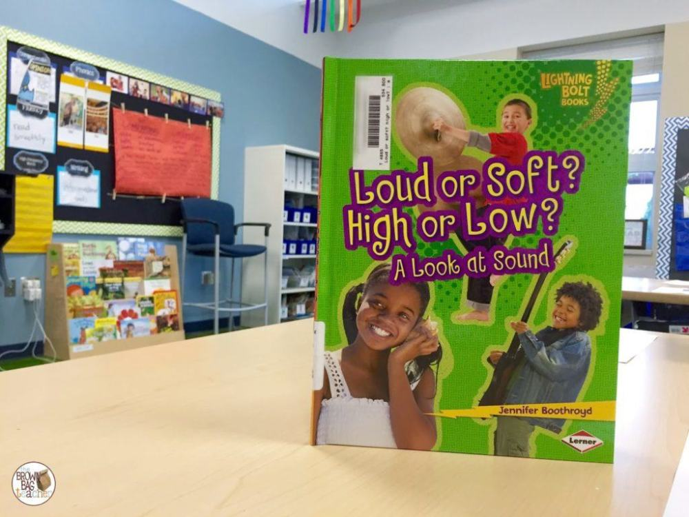 medium resolution of Teaching about Sound: 1st Grade Science - The Brown Bag Teacher