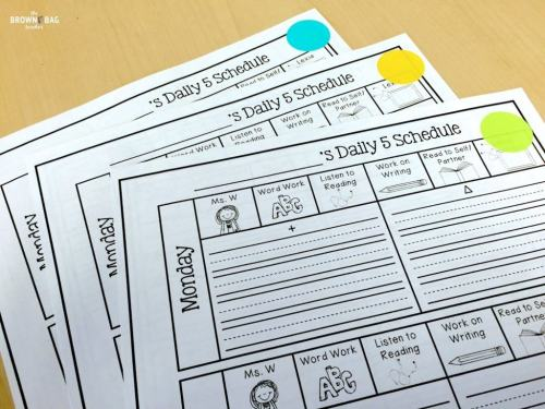 small resolution of Differentiating Your Classroom with Ease - The Brown Bag Teacher