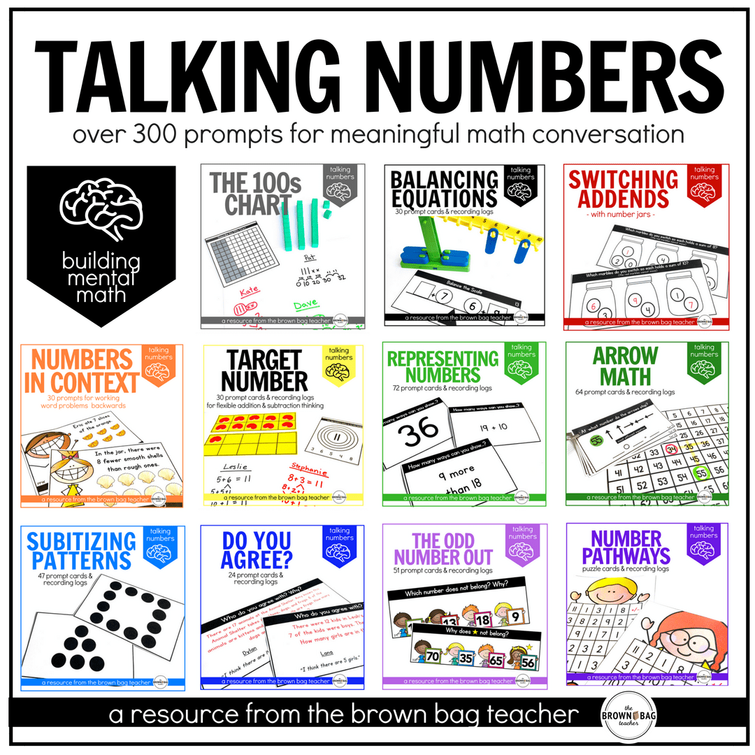 Number Talks How And Why