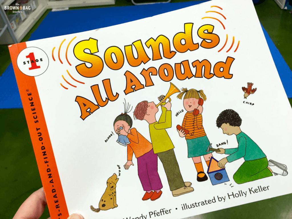 Sound 1st Grade Science