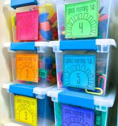 A 1st Grade Morning Work Alternative - The Brown Bag Teacher [ 4032 x 3024 Pixel ]