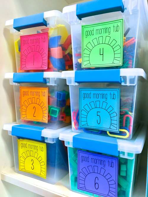 small resolution of A 1st Grade Morning Work Alternative - The Brown Bag Teacher