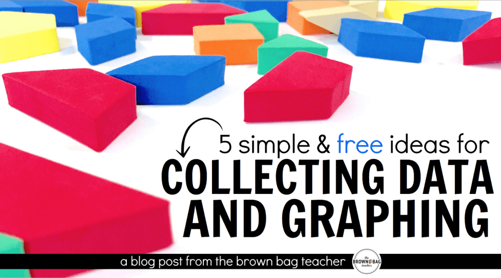 medium resolution of 1st Grade Data \u0026 Graphing - The Brown Bag Teacher