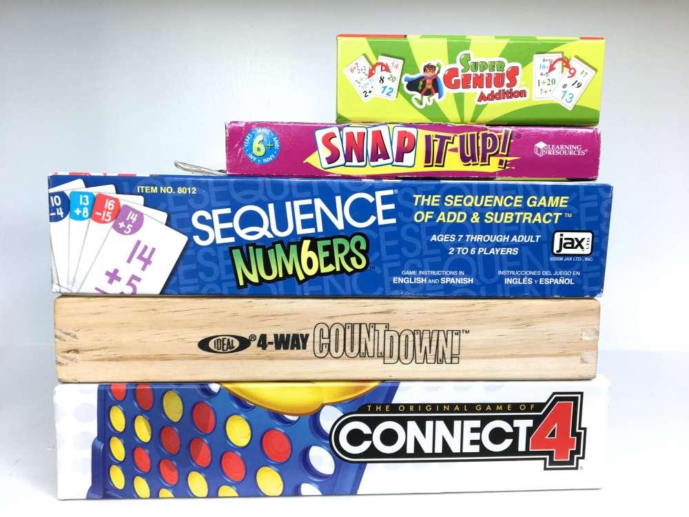 medium resolution of The Best Math Games for Building Fluency - The Brown Bag Teacher
