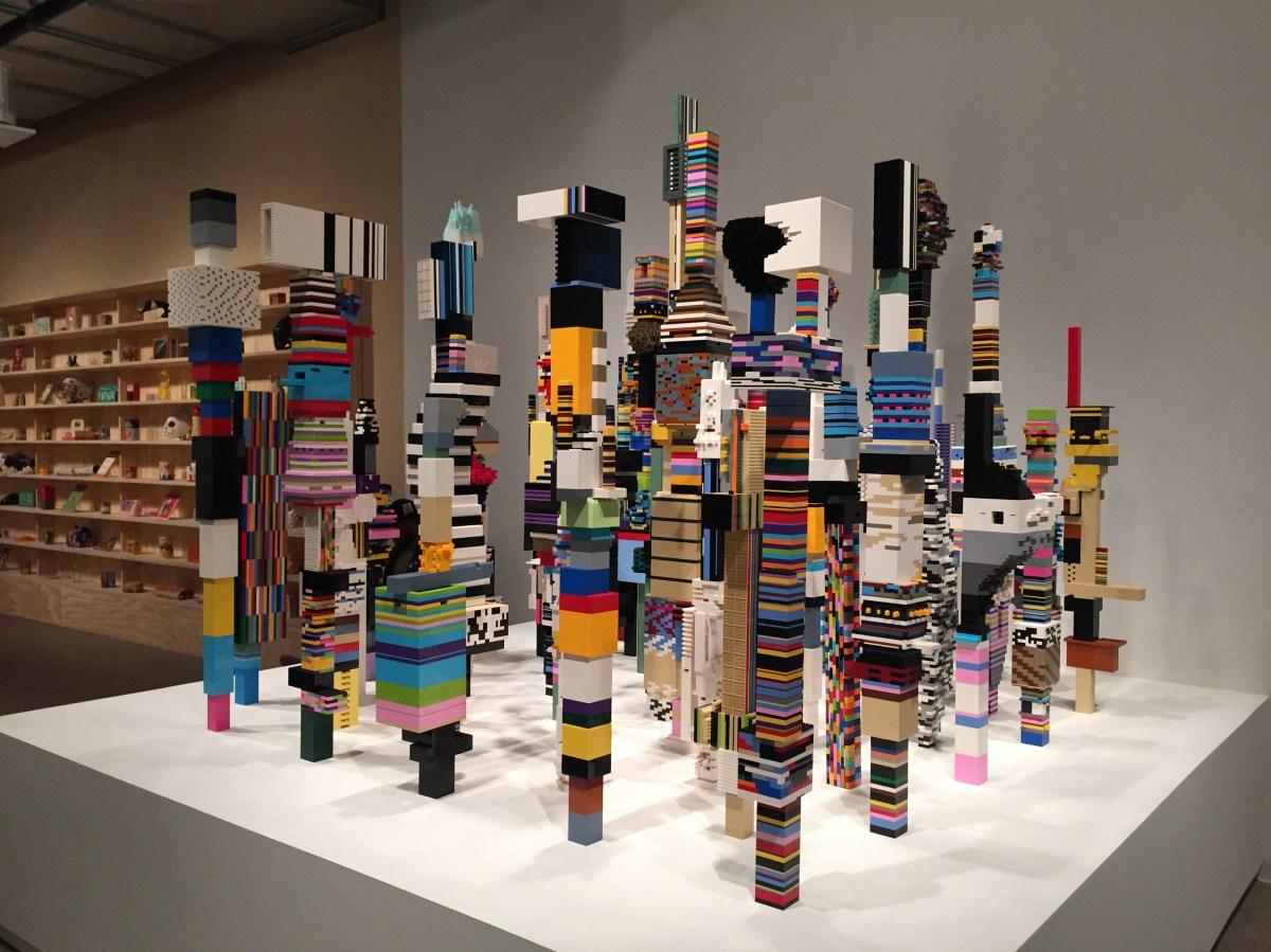 LEGO Contemporary Art