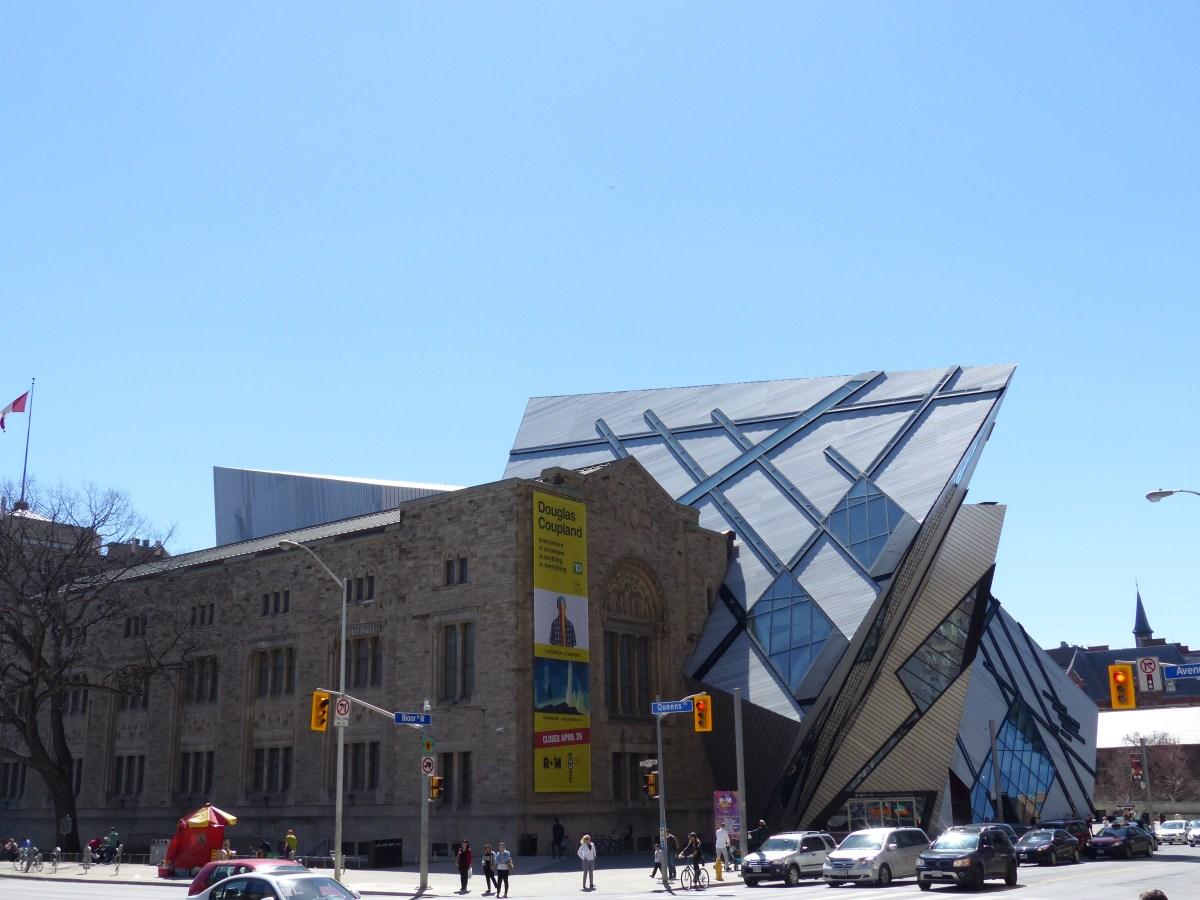 Royal Ontario Museum Brown Bear Travels