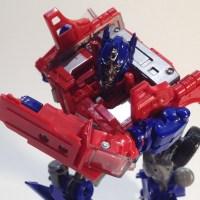 Review: Transformers AOE Voyager Optimus Prime (Evasion Mode)