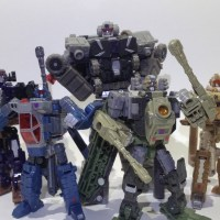 Review: Transformers Universe/ROTF Bruticus Maximus