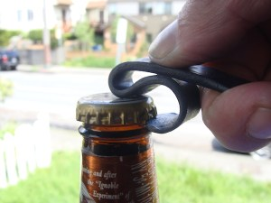 Brown County Forge Bottle Opener