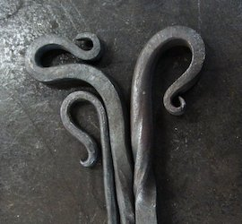 Scrolled Ironwork