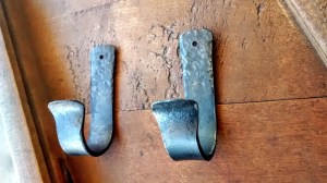 Oar Hooks - Brown County Forge