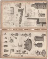 Laboratory, Portable Encyclopaedia, 1826
