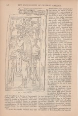 The Hieroglyphs of Central America, The Century, Vol. 23, 1881-2 10