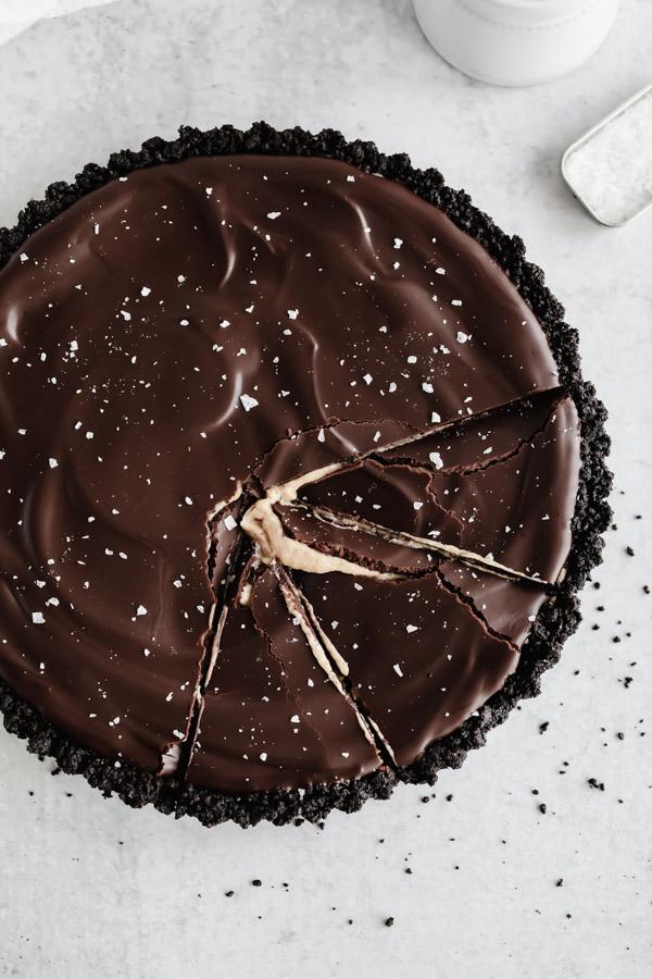 peanut-butter-chocolate-ganache-tart
