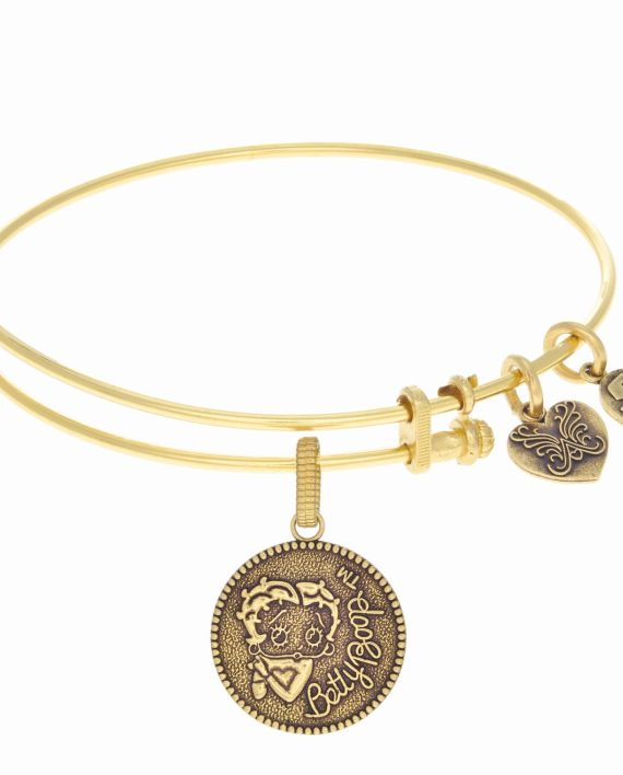 Angelica Betty Boop Bracelet-0