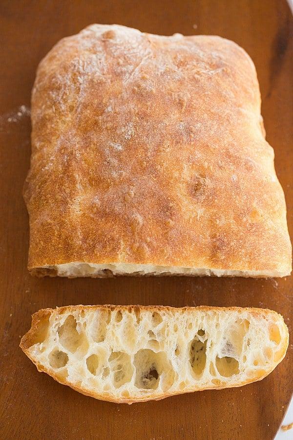 Ciabatta Bread  Brown Eyed Baker  Bloglovin'