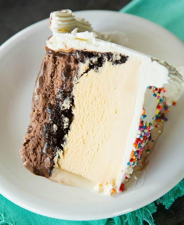 How Much Are Dairy Queen Cakes : dairy, queen, cakes, Copycat, Dairy, Queen, Cream, Brown, Baker