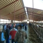 Governor, Ag Secretary, FSA Director tour Wisconsin farms damaged by blizzard
