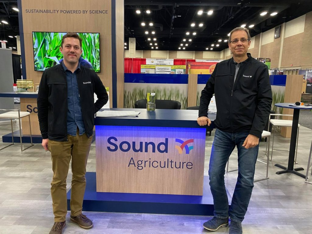 Sound Agriculture Creating Science Based Crop Enhancement