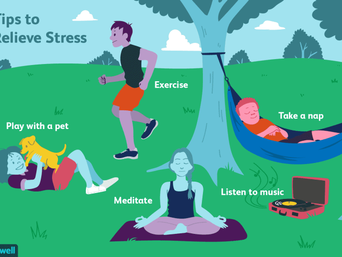 4 Interesting ways to reduce stress at home