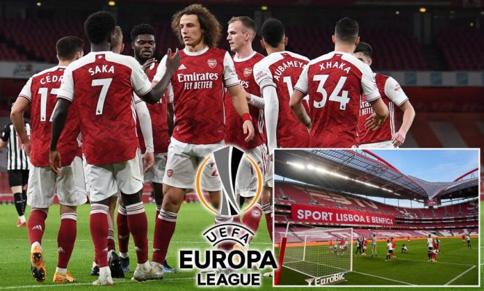 Benfica vs Arsenal: Europa League tie could be moved to neutral venue