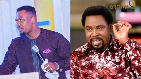 Video of Prophet Nigel Gaisie prophesying the death of T.B Joshua surfaces — Watch