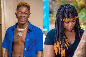 Shatta Wale's alleged cousin threatens to expose Michy (Screenshot)