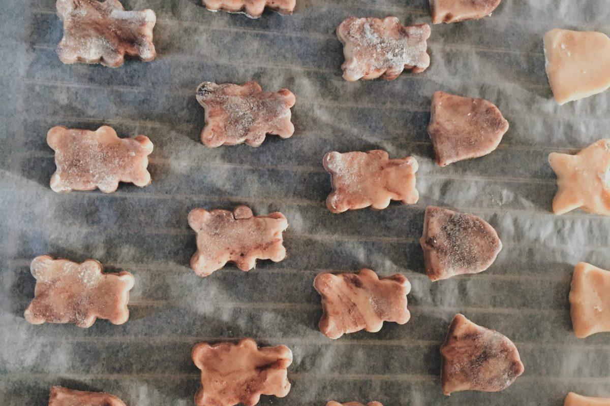 blogmas : biscuits cuit de noël