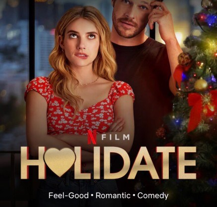 christmas films : holidate 1