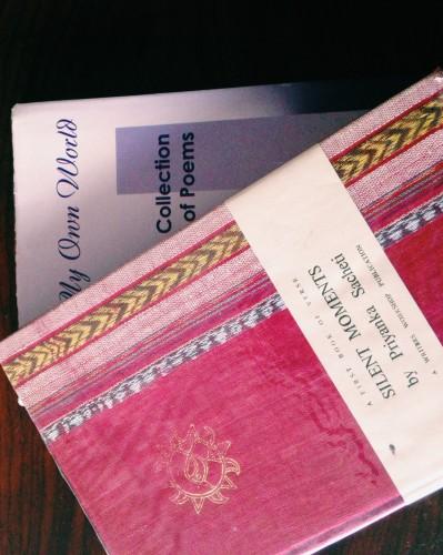 Priyanka's Poetry Books